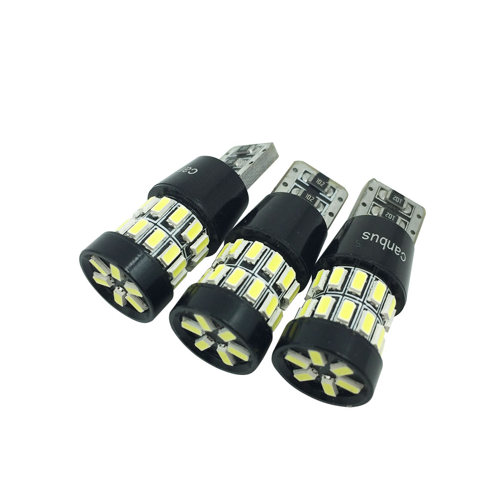 Ysy 2x Super Bright T10 5w 30smd 3014 Led Replacement Led