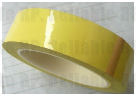 1x 60mm*66M*0.06mm Insulation Tape for Transformer, Coil Packing High Temperature Resistant, Flame Retardation 66m roll 3m electrical polyester film tape insulating mylar tape flame retardant for coil transformer wire battery wrap
