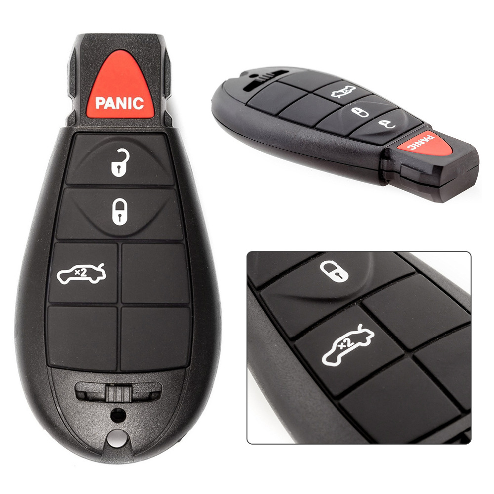 LOT of 10 Replacement Key Fob Keyless Entry Remote Transmitter for dodge charger