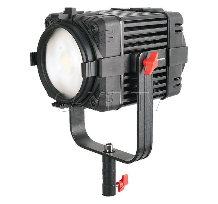 Image 3 - 2 Pcs CAME TV Boltzen 100w Fresnel Fanless Focusable LED Daylight Kit-in Photo Studio Accessories from Consumer Electronics