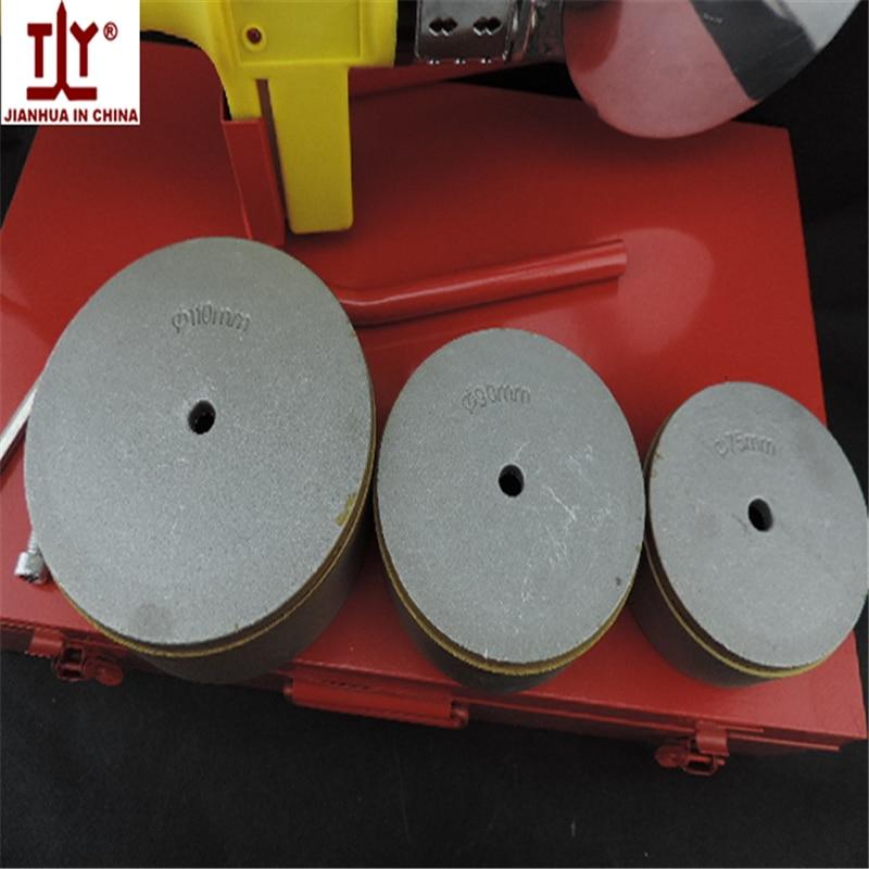 Buona qualità Calore automatico DN75-110mm 220 V / 110 V CA 1200 W - Attrezzatura per saldare - Fotografia 5