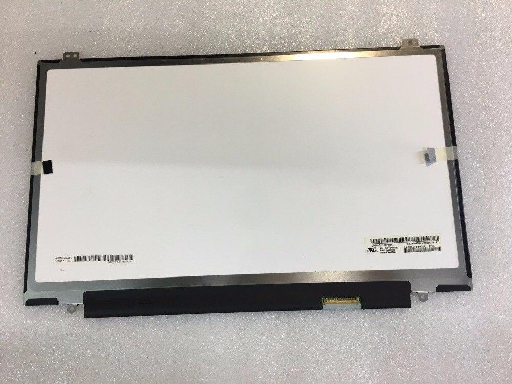 14.0 LCD SCREEN LP140QH1-SPD1 LP140QH1-SPB1(SP)(B1) Edp 40Pin P/N: SD10A09760 FRU: 04X3923 Non-touch Matte QHD 2560*1440 IPS