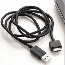 USB aktarım veri eşleştirme şarj kablosu şarj kablosu hattı Sony PlayStation psv1000 Psvita PS Vita PSV 1000 güç adaptör kablosu