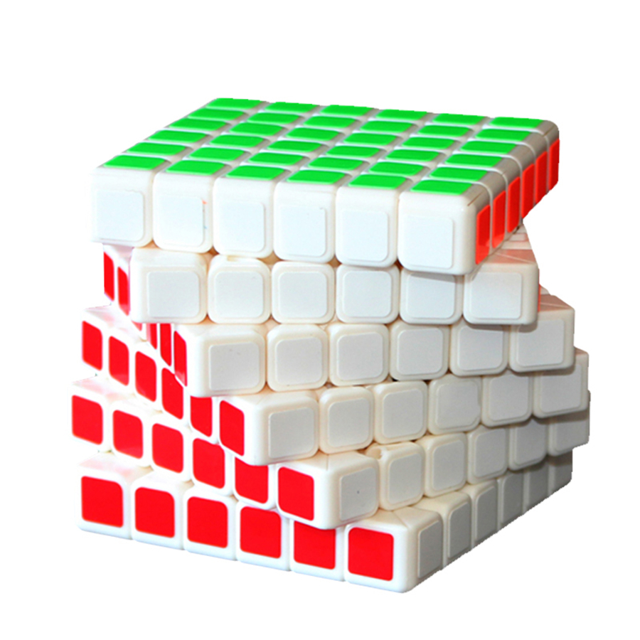 Magic Cubes Fidget Cubes Anti Stress Reliever Twisty Puzzles Fidzhet Cube Hobby  Neocube Educational 6x6x6 50K228 magic cubepuzzle magic lot cube magique stress reliever magic cube fidget spinner toy toys for boys 601841