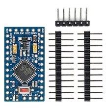 OPEN-SMART Mini ATmega328P 3.3V 8MHz Development Board Improved Version CH340G USB to TTL Module for Arduino Pro Mini
