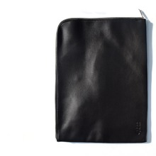 Soft Document Bag Waterproof PU Leather File Folder Document Filing Bag Office Supplies 25*35 cm