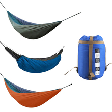 Camping Sleeping Bag Outdoor Lightweight Quilt Packable Full Length Hammock Underquilt Under Blanket 5C To 20C
