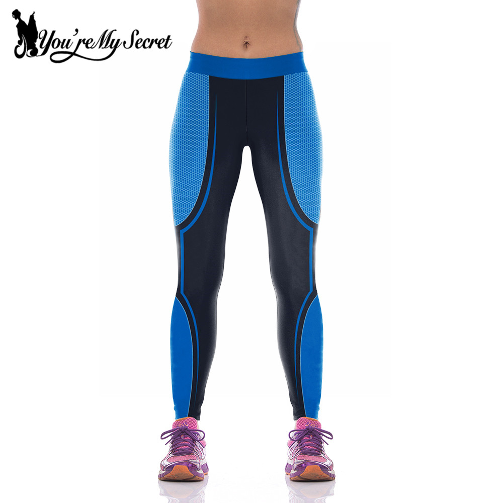 Youre My Secret Blue Pink Comfortable Leggins Women Leggings 3d Mk 6a Mcb Miniature Circuit Breaker Departments Diy At Bq Product Detail