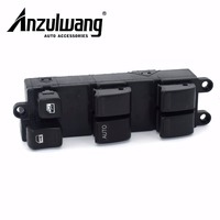 ANZULWANG 25401 4M501 254014M501 Left Hand Drive Electric Power Window Switch For Nissan N16 SR20