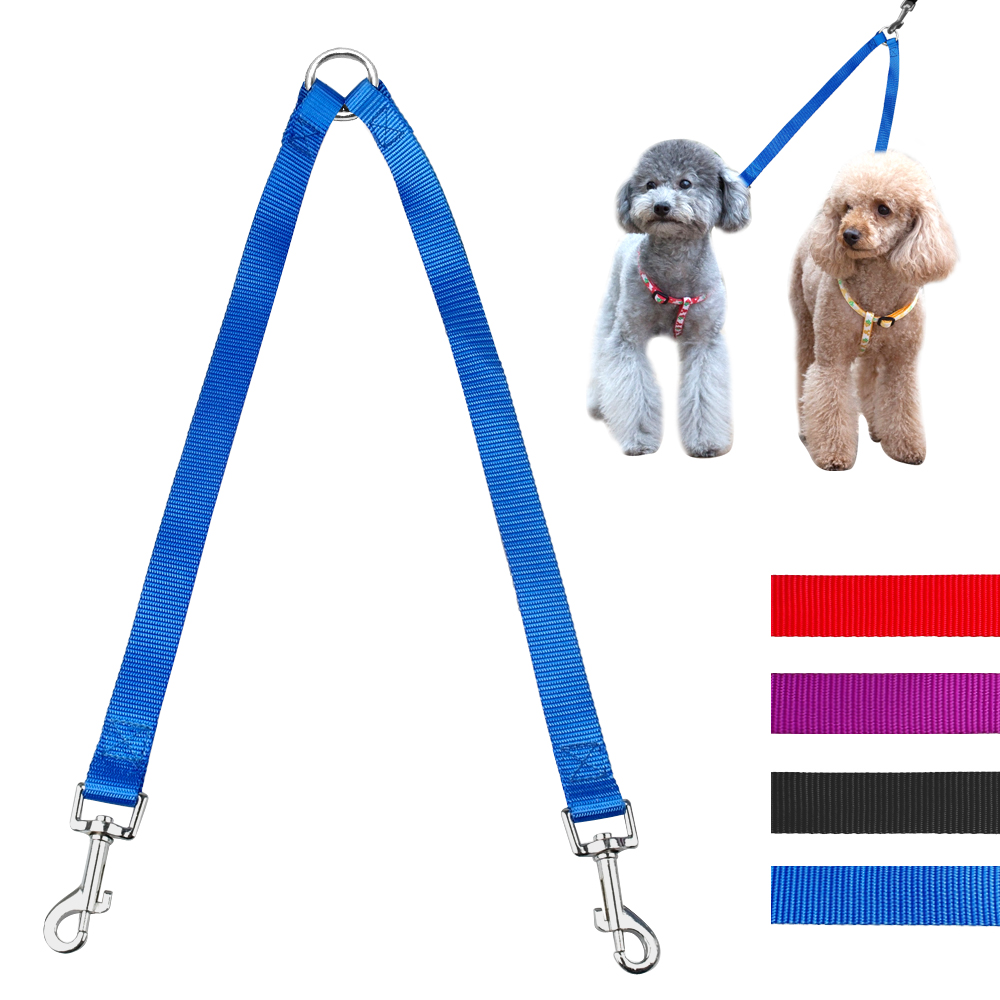 Double Dog Leash Multiple Dual...