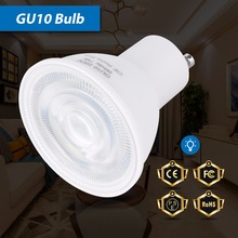 CanLing Corn Bulb GU10 Led Spotlight Bulbs 220V LED MR16 Spot Light 5W 7W GU5.3 Lamp 2835 SMD Home Energy Saving Focos Ampul