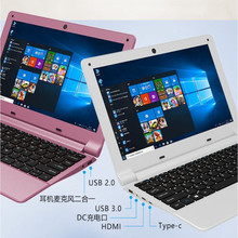 D116 RAM 2GB+32GB EMMC+240GB M.2 SSD 11.6inch Intel Atom x5-Z8350 Quad Core Laptop