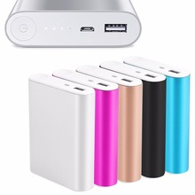 Battery receive a case USB Power Bank Case Kit 4X 18650 Battery Charger DIY Box For MP3/4 Phone - L060 New hot 2x 18650 usb mobile power bank battery charger box case diy kit for mp3 iphone samsung htc blackberry android tabletsgps units