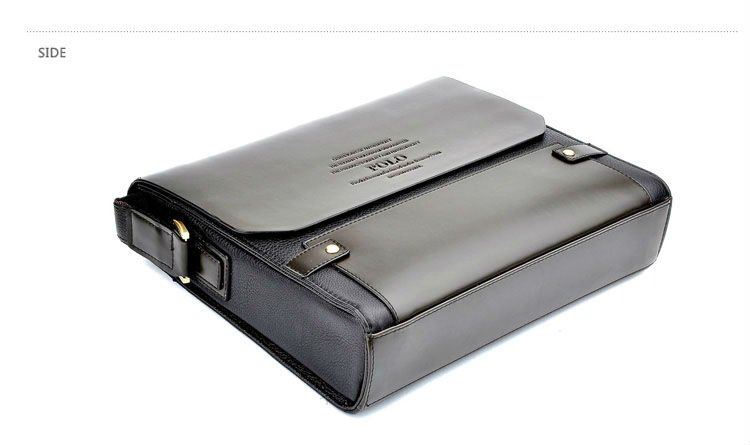 Hot sale fashion brand leather briefcase 036395bc2c2ca