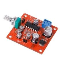 Crust Pro 1PC PT2399 Microphone Reverb Plate Reverberation Board No Preamplifier DC 6V-15V