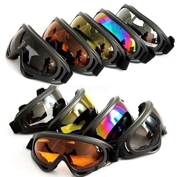 Hiking Eyewears Dhl 100pcs Anti-fog Motocross Motorcycle Dirt Bike Ski Off Road Atv Glasses Goggles Eyewear Good Taste