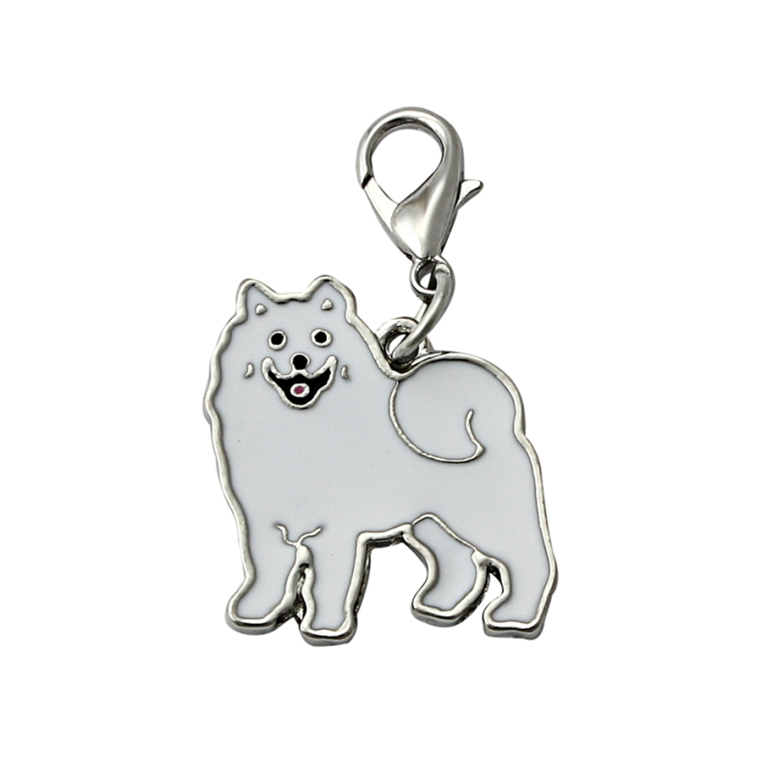 TOP Grand New Hot Sale Dog Tag Disc Disk Pet ID Enamel Accessories Collar Necklace Pendant #N1V1