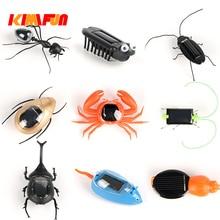 Солнечный муравей насекомое дети Таракан игрушки волшебные солнечные муравьи насекомое играть Обучающие солнечные новые игрушки для детей подарок