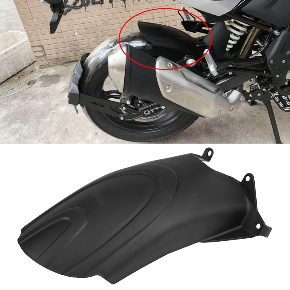 Motorcycle Rear Wheel Fender Mud Guard Mudguard Extender Splash Extension Pad Cover for BMW G310R G310GS