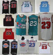 87d46ab8bc1 Hot Sale  23 Michael MJ Jersey North NCAA Carolina College Jordan Embroidery  Logo Stitched Basketball