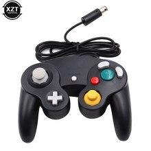 Joypad com fio controlador de interruptor para nintend interruptor gamepad para wii vibração handheld joystick para pc mac jogo almofada acessórios