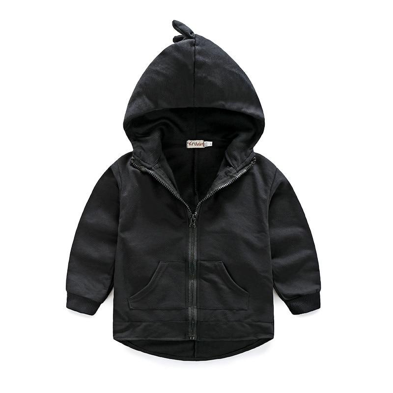 New-Hot-kid-Hoodies-boy-girl-spring-autumn-sweater-Long-Sleeve-Cartoon-dinosaur-Outwear-free-shipping-4