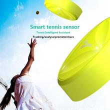 Professional Smart Tennis Sensor Bluetooth Analyzer Intelligent Racket Electronics Outdoor Sports Training Activity Trackers