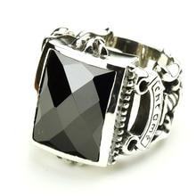 תאילנד תכשיטי גברים של כסף תאילנדי טבעת עם פנינת אטמוספרי טבעת פנים גברים של כסף טבעת