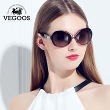 28430d470020f VEGOOS Marca Projetar Grandes óculos de sol óculos polarizados óculos de  condução clássicos óculos mulheres oculos de sol femini.