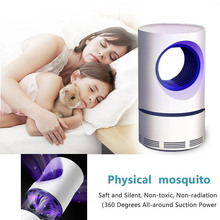 USB Electronics Mosquito Killer Lamp Zapper Repeller Bug Anti Mosquito Trap Electric Kill Insect Lights LED Mosquito Killer Lamp