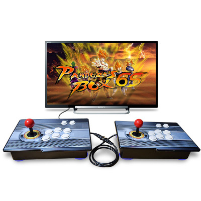 Pandora Box 2200 game in one Built in arcade 3D video game HD quality support extension