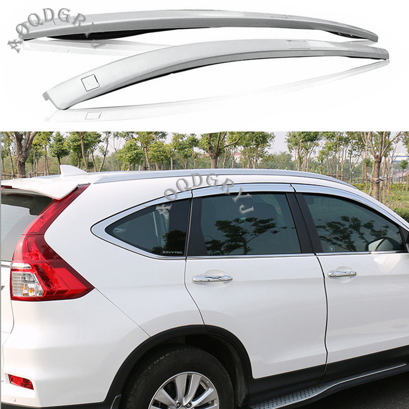 Car Styling For Honda Crv Cr V 2012 2013 2014 2015 2016 Roof Rack Rail Car Luggage Carrier Bar Buy At The Price Of 248 99 In Aliexpress Com Imall Com