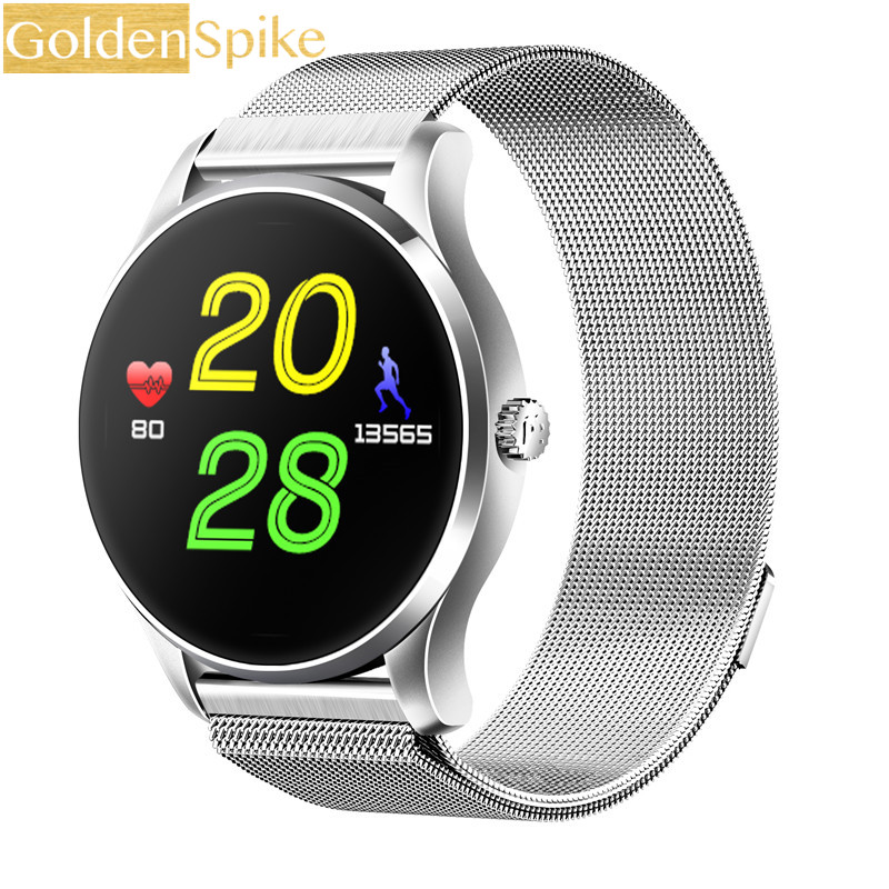 GOLDENSPIKE K88 Bluetooth Smart Watch Sport Health Smartwatch Heart for Apple And Android Phone Huawei Samsung Smart Watch цена