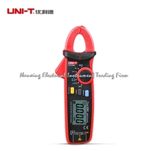 UNI-T UT210D Clamp Meter Multimeter AC 2V/20V/200V 20A/200A Auto Range True RMS NCV Low Battery Indicate Current Voltage Tester