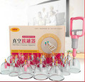 26 canned vacuum cupping apparatus of household air rifle suction type magnetic therapy thickening cupping massager