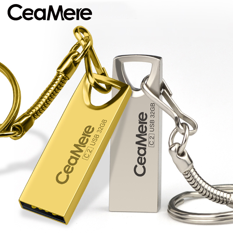 Ceamere C2 USB Flash Drive 8GB/16GB/32GB/64GB Pen Drive Pendrive USB 2.0 Flash Drive Memory stick USB disk 512MB 256MB ice cream style usb 2 0 flash drive disk brown white 16gb