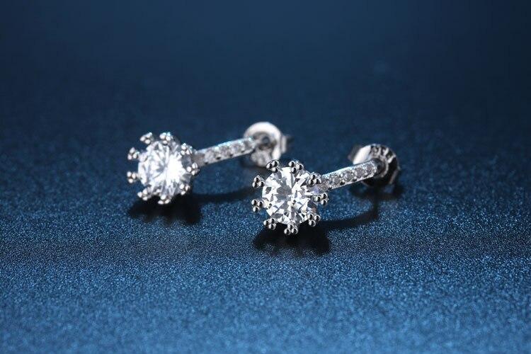 Modna vruća prodaja na veliko novi dizajn super sjajne cirkonske 925 - Modni nakit - Foto 5