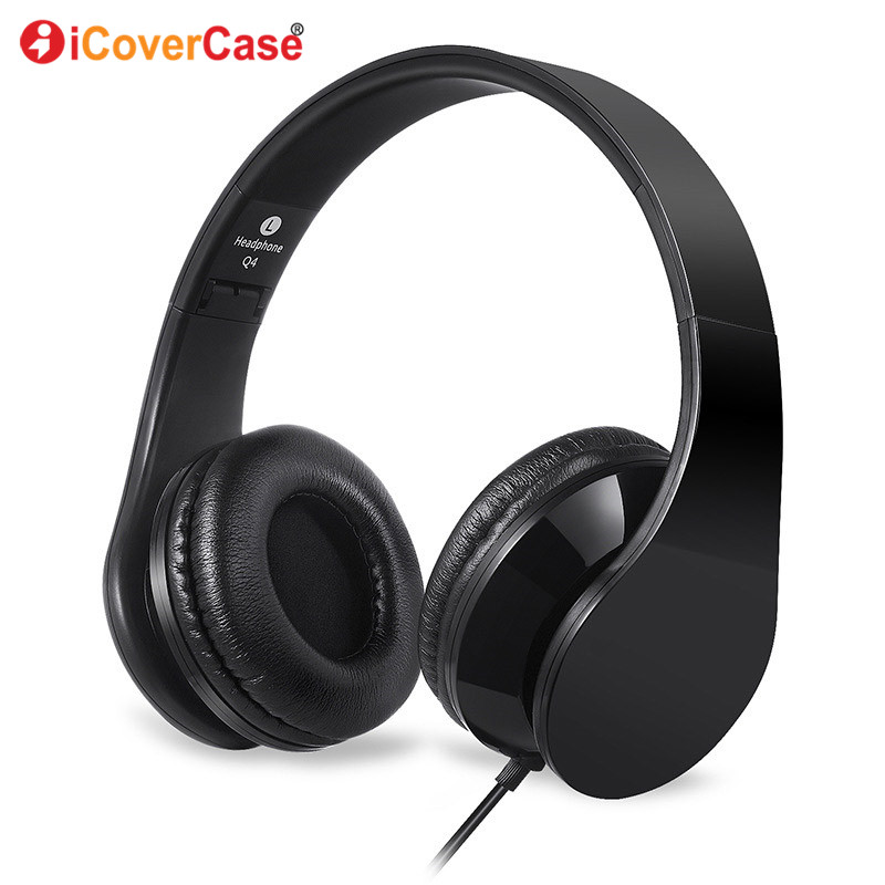 Bass Wired Headphone For ASUS Zenfone Max Pro M1 Zb501kl 5 5Z 3 4 3S Max Earphone Computer Headsets Earpiece Headphones With Mic