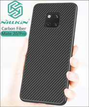 Nillkin Synthetic Carbon Fiber Cover Case For Huawei Mate 20 Pro Ultra thin Protector Shell