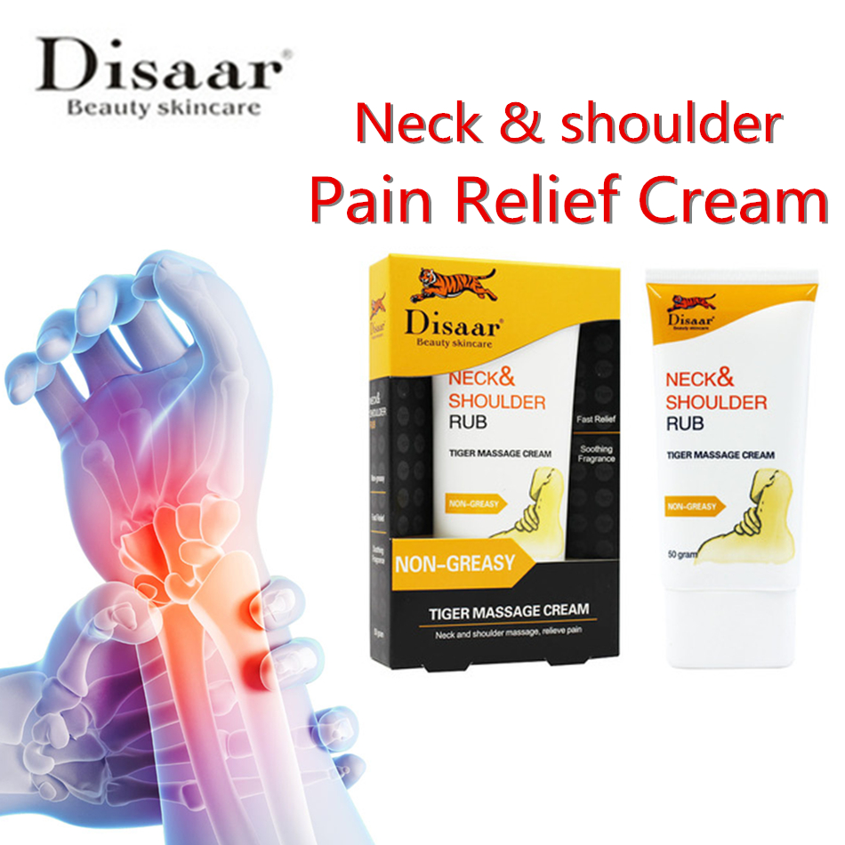 Disaar Body Massage Cream Relief Pain In Muscles And