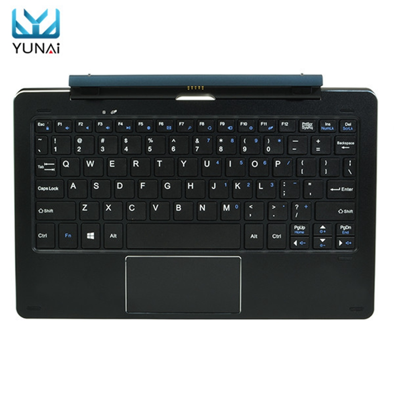 YUNAI Original Magnetic Suction Docking For Cube Keyboard Portable Ultrathin Tablet Keyboard For Cube Iwork10 Ultimate Tablet steelie magnetic tablet socket