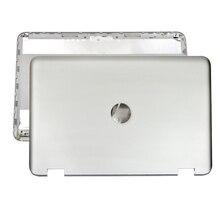 New Original Laptop case For HP Pavilion X360 15-U LCD Back Cover 812877-001 EAY63001010-1 15-U483CL 15-U310NR 15-U337C Silver