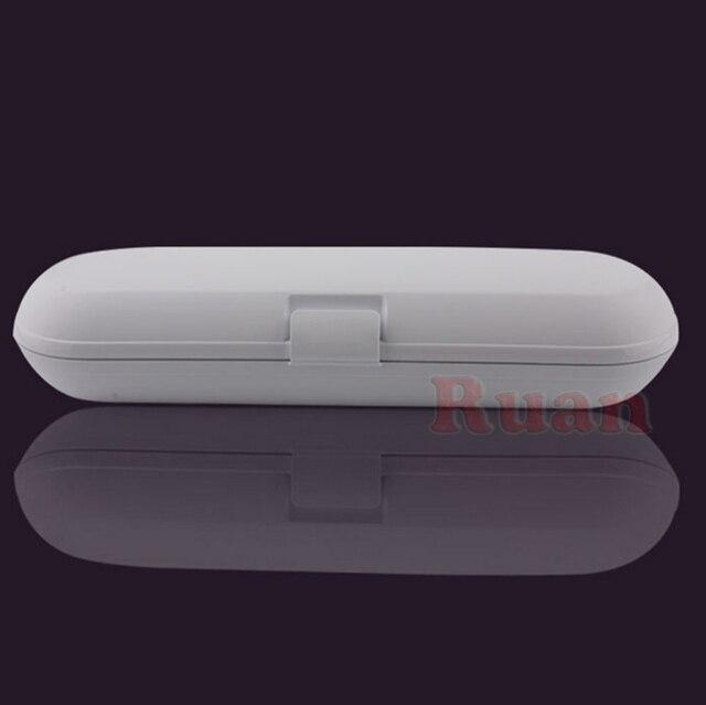 Подлинная Электрическая зубная щетка travel Box/Чехол для Philips Sonicare HX 6530 6730 6750 HX 6930 6950 6910 HX9332 HX6911/02 RS 900 930