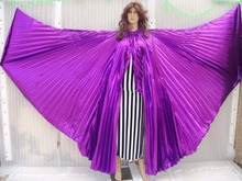 Belly Dance Costume Isis Wings Purple HOT ON SALE LOW PRICE