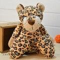 candice guo! New plush toy stuffed animal doll NICI Leopard panther Cheetah birthday gift 35cm 1pc