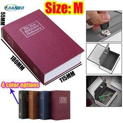 Caja secreta oculta para niños Cassaforte Mini alcancía caja de seguridad Cofre caja de almacenamiento de dinero seguro para el dinero