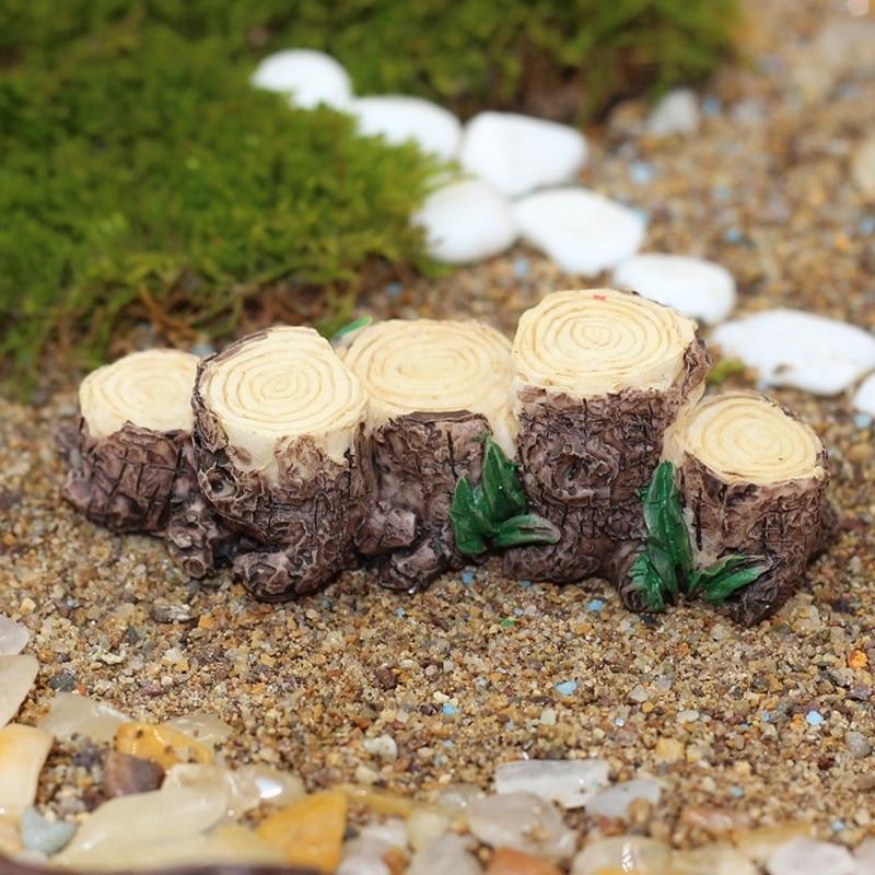 Dollhouse Miniature Fairy Garden Resin Leaf Chair Closeout