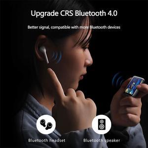 Image 5 - Mini klip Bluetooth4.2 MP4 oyuncu Metal dokunmatik ekran HIFI kayıpsız ses müzik Video oynatıcı desteği FM, kaydedici, a B tekrar
