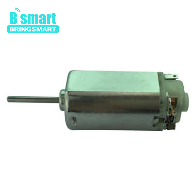 Bringsmart FK480 DC Motor High Speed 32000rpm Micro Motor Model 8.4V Hig Power for DIY Electric Mini Metal Tools Aircraft Motor chihai motor sintered ndfeb 460 speed upgrade kinetic energy motor m4a1 diy mini gun model for collection metal alloy gun