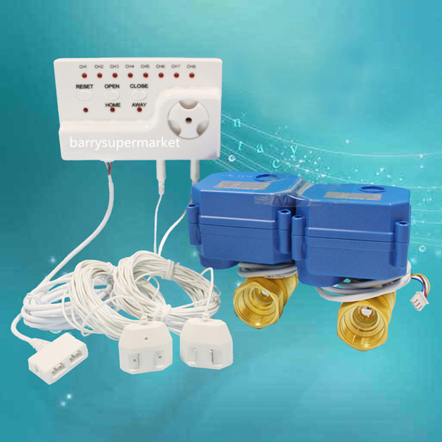 Aliexpress.com : Buy Water Leakage Detetor Sensor Alarms Monitor ...